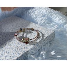 Soft Twilight Santa Delectica Bracelet
