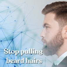 Stop Pulling Beard Hairs Treatment Program