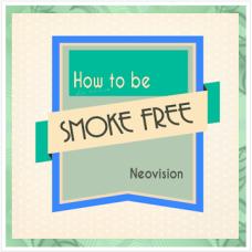 How To Be Smoke Free