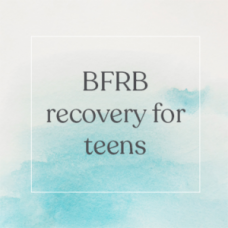 BFRB Recovery for Teens