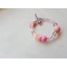 Child's Flower Bell Bracelet