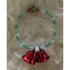 Child's Christmas Bell Bracelet