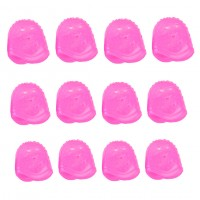 Silicone Finger Covers - Pink