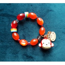 Child's Cheeky Monkey Bracelet