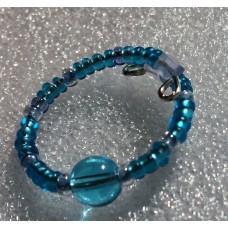 Francesca Blue Ballerina Ring
