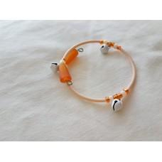 Triple Bell Bracelet