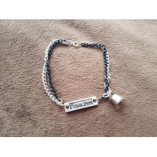 Larger Size Freedom Bracelet