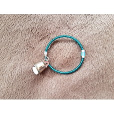 Child's Bluebell Bell Bracelet