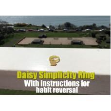 Daisy Simplicity Ring