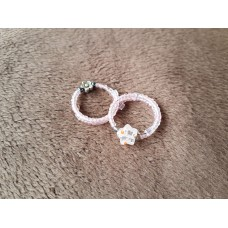 Flower Power Ring Duo Set