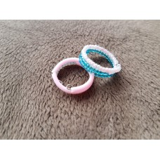 Hazy Daze Ring Duo Set