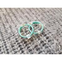 True Blue Ring Set