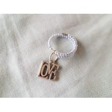 Love Pendant Ring