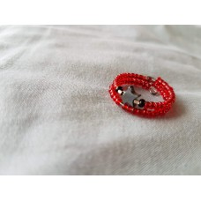Red Or Bed Star Ring