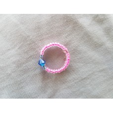 Jewel In The Crown Pink Ring