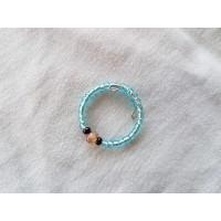 Isadora True Blue Ring