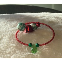 Red Rehabilitation Bracelet
