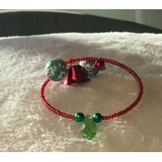 Red Rehabilitation Bracelet