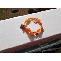 All Hallow's Charm Bracelet