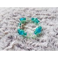 Lucky Cat Wrap Bracelet