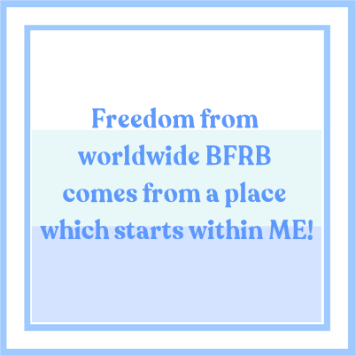 making a BFRB freedom chain
