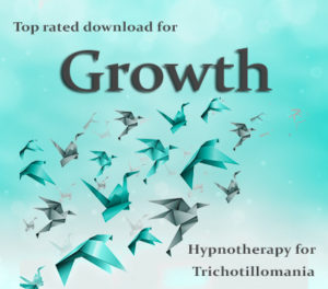 Growth for trichotillomania recovery