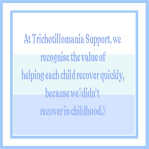 help a child stop negative behaviours